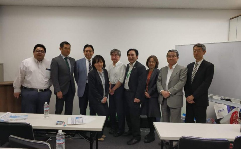 第三回中国事業勉強会 in東京 開催致しました。